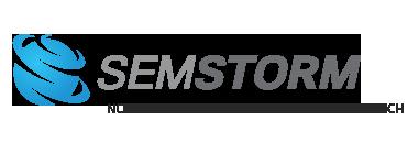 Podziękowania SEMSTORM logo