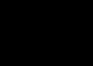 Logo portalu tlumaczemigowi.pl Logo jest koloru czarnego, widoczne są sylwetki trzech osób przypominające spinacz oraz napis drukowanymi literami: TLUMACZEMIGOWI.PL ZNAJDŹ, ZAREZERWUJ, SKORZYSTAJ O OCEŃ TŁUMACZA